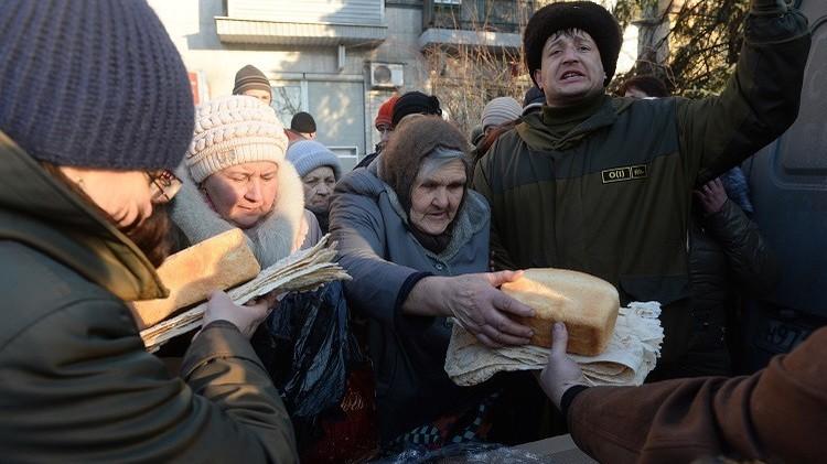 موسكو: الوضع في شرق أوكرانيا يتحسن بالتدريج