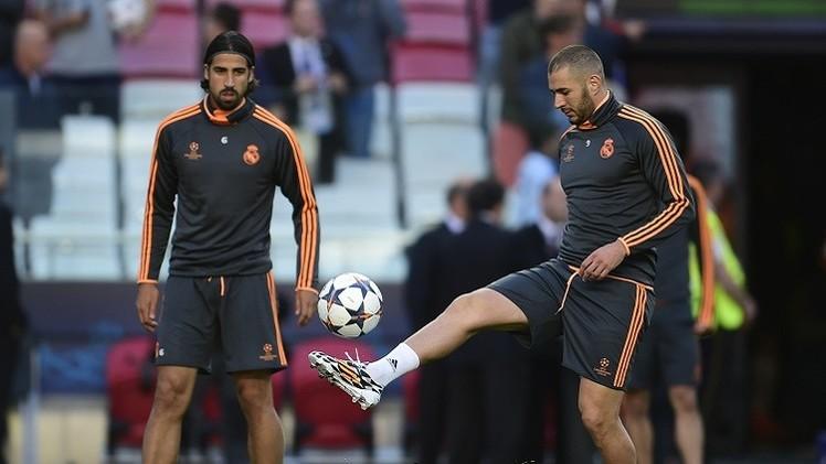 خضيرة يرحل عن ريال مدريد في نهاية الموسم