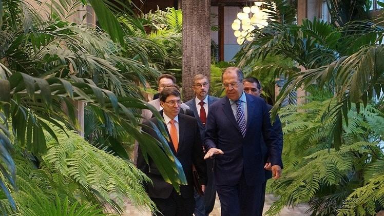 لافروف: روسيا تسعى للحصول على صفة مراقب في منظمة التكامل لدول أمريكا الوسطى