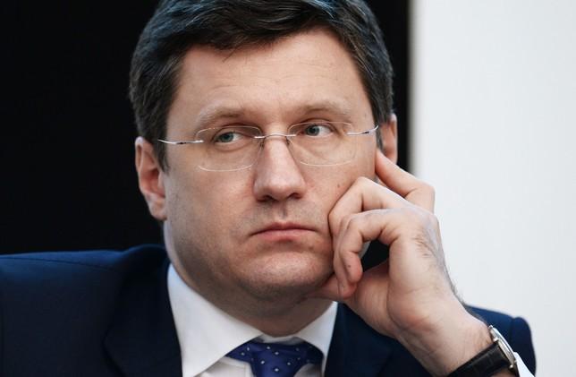 نوفاك: كييف لم تطلب بعد خصما على سعر الغاز الروسي في الربع الثاني