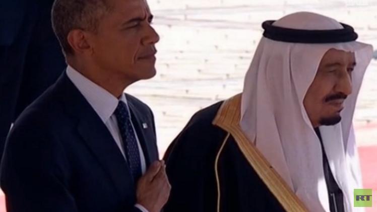 أوباما و5 زعماء يؤكدون لسلمان دعمهم