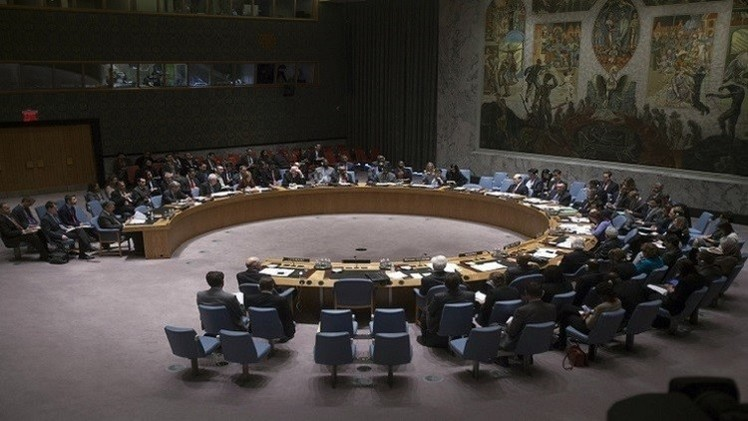 مجلس الأمن يبقي حظر السلاح المفروض على ليبيا