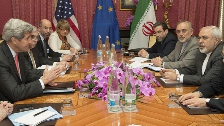 تواصل المحادثات في لوزان بشأن نووي إيران