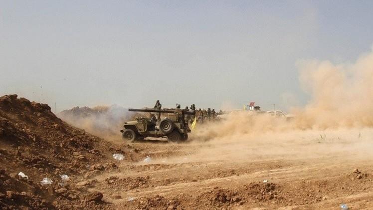 العراق.. استمرار المعارك ضد
