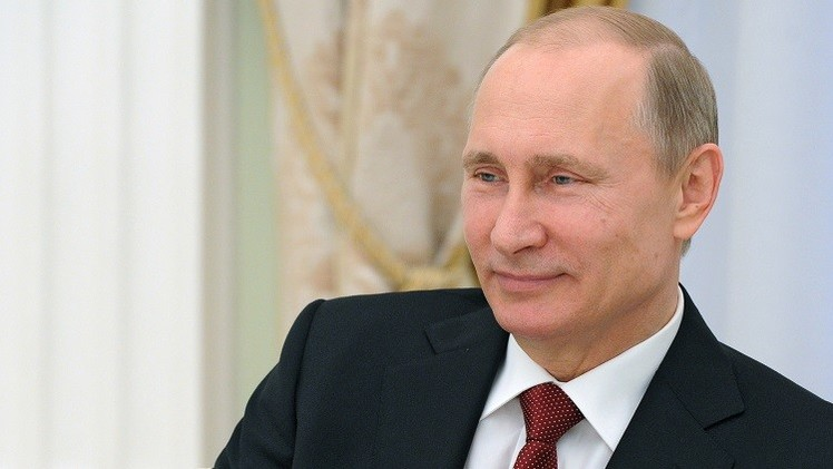 بوتين: إقامة دولة مستقلة شرط أساس لحل مشكلة فلسطين