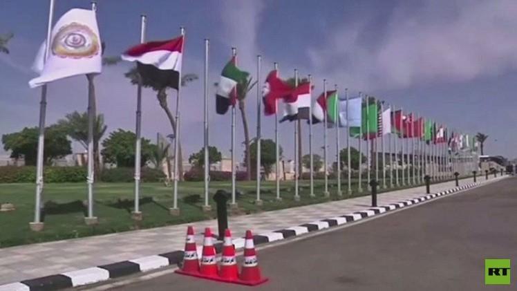 بيان القمة العربية يدعو الحوثيين للانسحاب الفوري من صنعاء وتسليم أسلحتهم