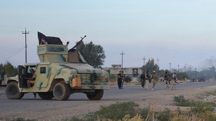 وزارة الدفاع العراقية: مقتل 26 من داعش ومواصلة التقدم في تكريت