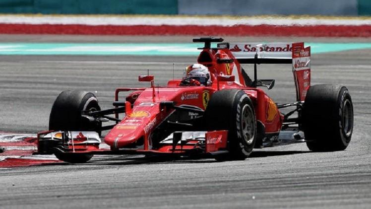 فيراري وفيتل يستعيدان ذاكرة الانتصارات في الفورمولا-1