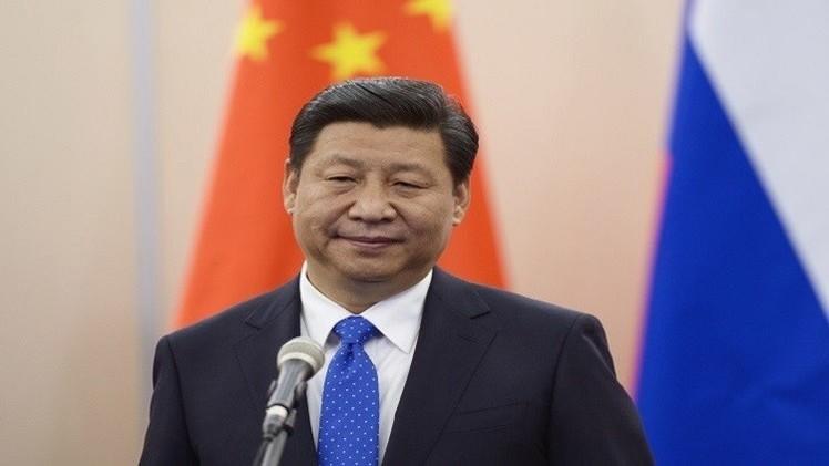 الرئيس الصيني يأمل أن تتجاوز تجارة