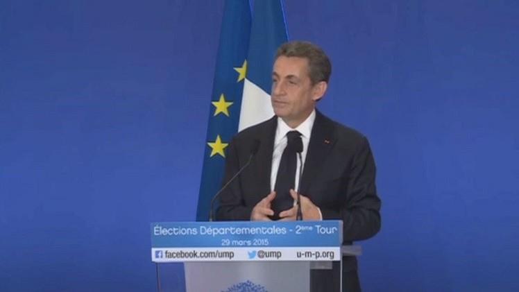 اختراق اليمين والوسط في الانتخابات المحلية الفرنسية