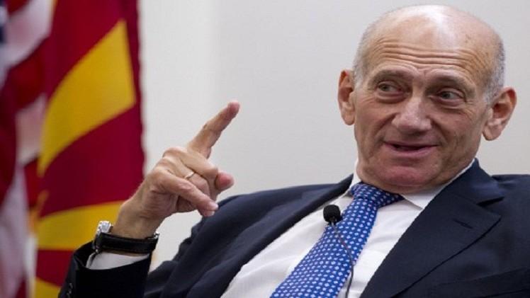 إدانة رئيس الوزراء الإسرائيلي السابق في قضية فساد