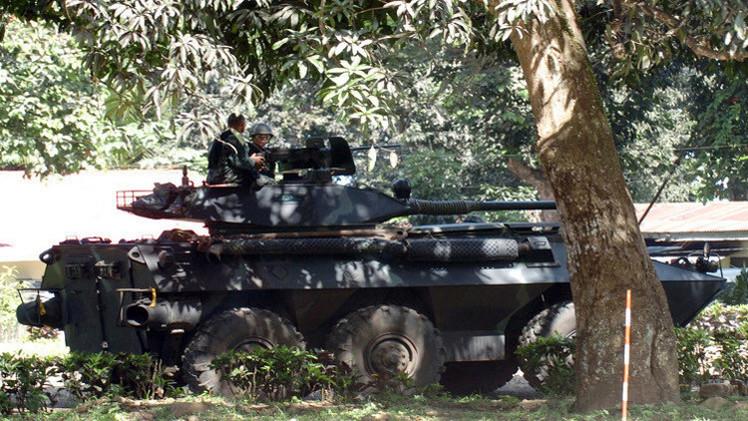 جيش الفلبين يوقف حملته ضد متمردين جنوبي البلاد