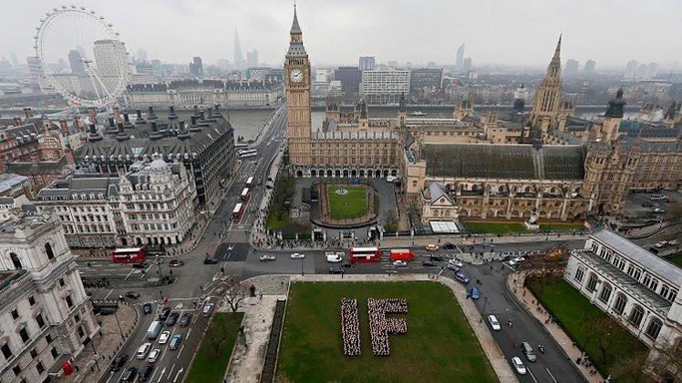انطلاق الحملة الانتخابية التشريعية في بريطانيا