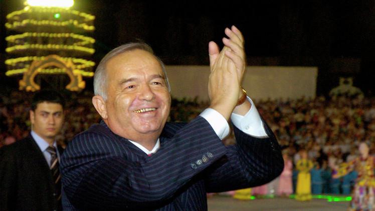 كريموف يفوز من جديد في انتخابات الرئاسة في أوزبكستان