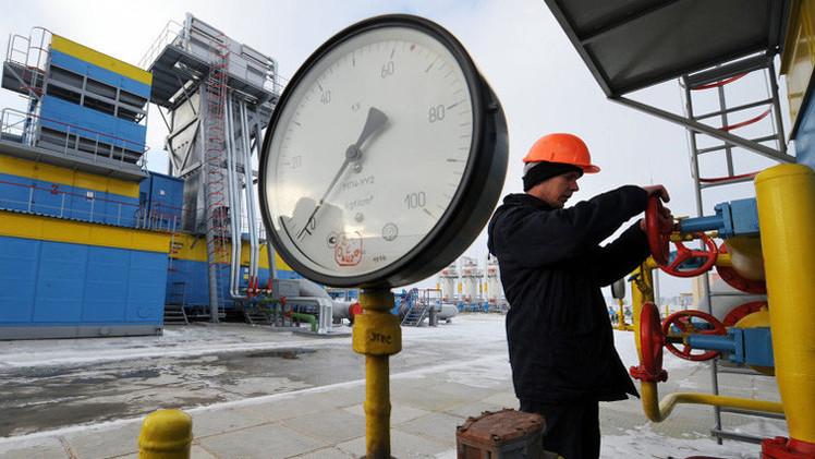 كييف تطمع باستمرار التخفيضات على ثمن الغاز الروسي