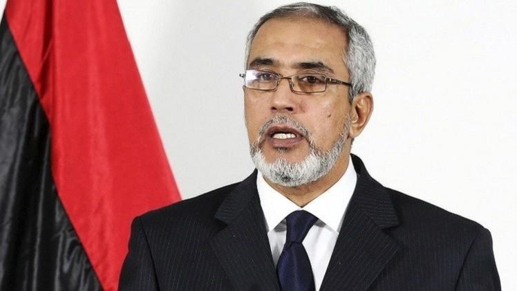 إقالة رئيس الوزراء في الحكومة الليبية الموازية في طرابلس