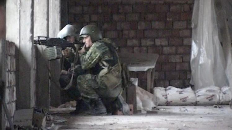 مقتل زعيم عصابة داغستاني أعلن بيعته لـ