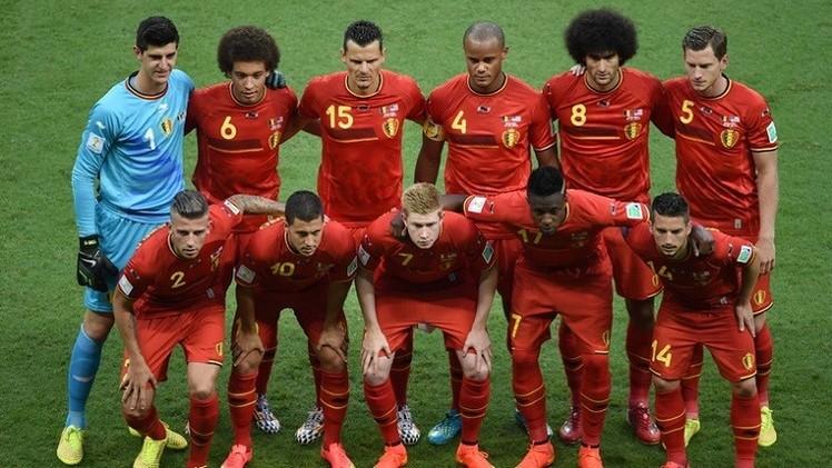 بلجيكا تهزم إسرائيل في تصفيات
