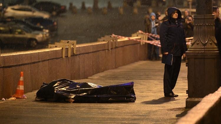 موسكو تشيع المعارض نيمتسوف إلى مثواه الأخير (فيديو)