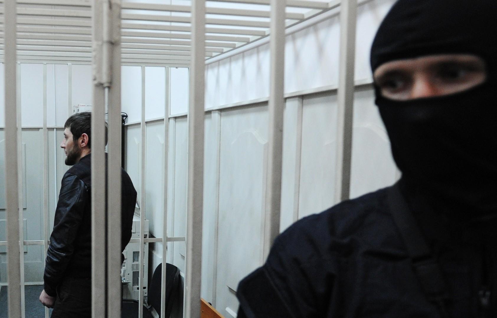 محكمة روسية تمدد اعتقال متورط بمقتل نيمتسوف (فيديو)
