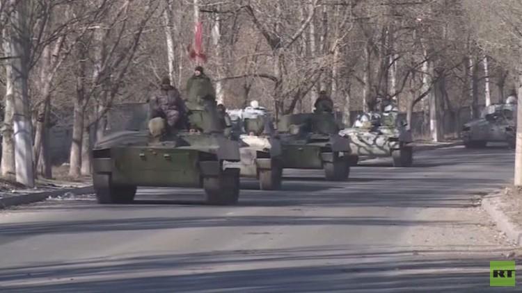تسليم جثث ضحايا الحرب للطرف الأوكراني