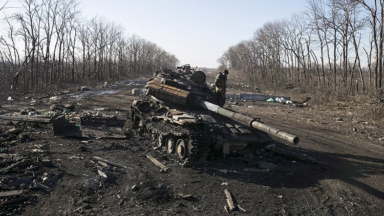 الرئيس الأوكراني: لا نفكر في بعثة لحفظ السلام في أوكرانيا كبديل لعملية مينسك