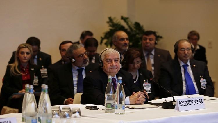 كيري: واشنطن على استعداد للتفاوض مع الأسد في إطار جنيف لإنهاء الأزمة