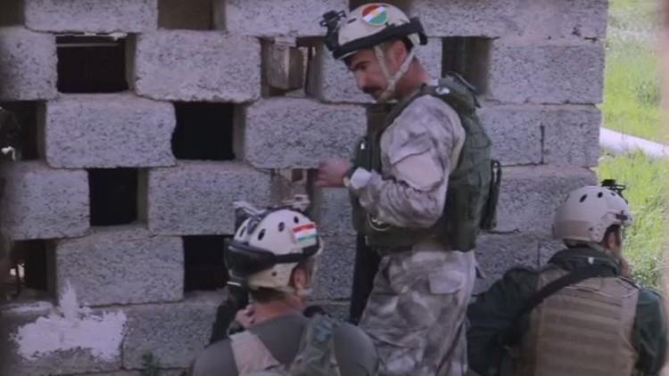 العراق.. معارك في محيط كركوك
