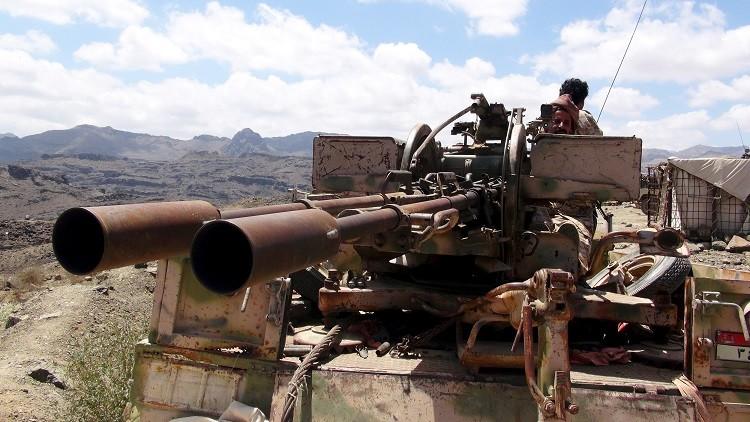 ياسين لـ RT: قدمنا طلبا إلى الجامعة العربية ومجلس التعاون للتدخل عسكريا في اليمن
