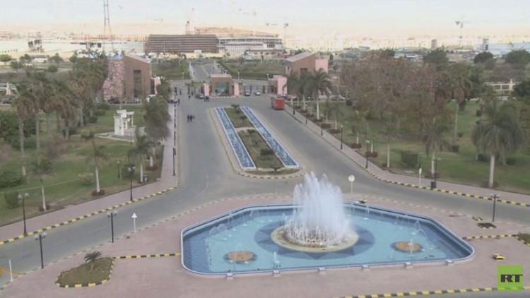 مدينة الإنتاج بمصر.. مسلسلات وأعمال فنية