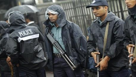 صورة أرشيفية للشرطة البنغلاديشية