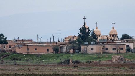 التنظيم المتطرف كان قد دمر عدة كنائس في القرى المسيحية