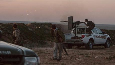وحدات الحماية الكردية تصد الهجوم حتى الفجر
