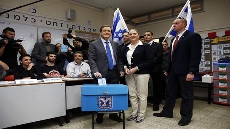 يتسحاق هرتصوغ - زعيم حزب