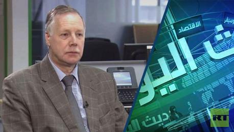 الخبير في اللجنة الأمنية بمجلس الدوما الروسي ألكسي بلوتنيكوف