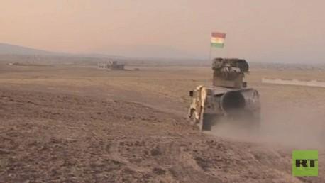 قوات البيشمركة تصد هجوما لمقاتلي داعش