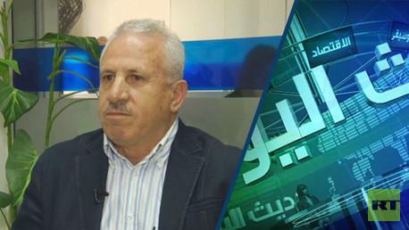 الكاتب والمحلل السياسي محمد هواش