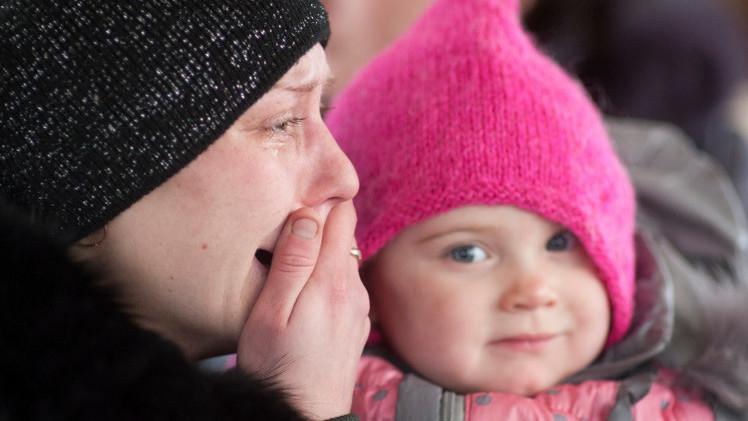 اليونيسف: 151 طفلا ضحايا الألغام شرقي أوكرانيا