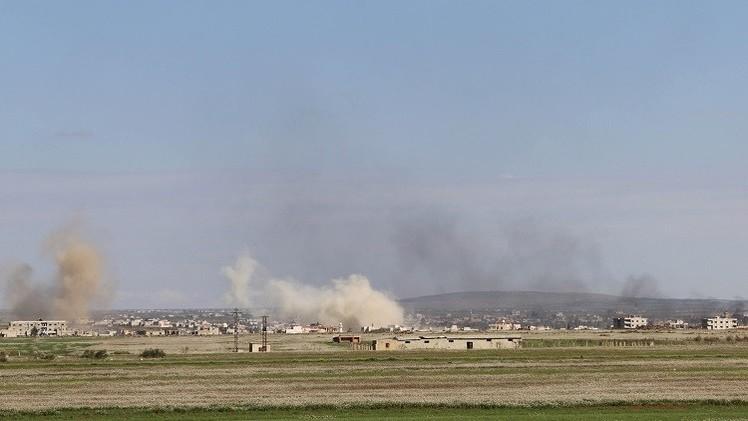 اشتباكات بين القوات السورية ومسلحين قرب الحدود مع الأردن