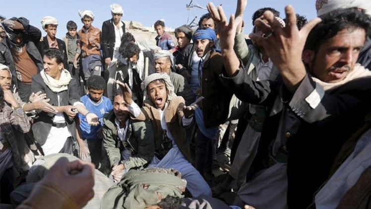 الاتحاد الأوروبي يدعو إلى حماية المدنيين في اليمن