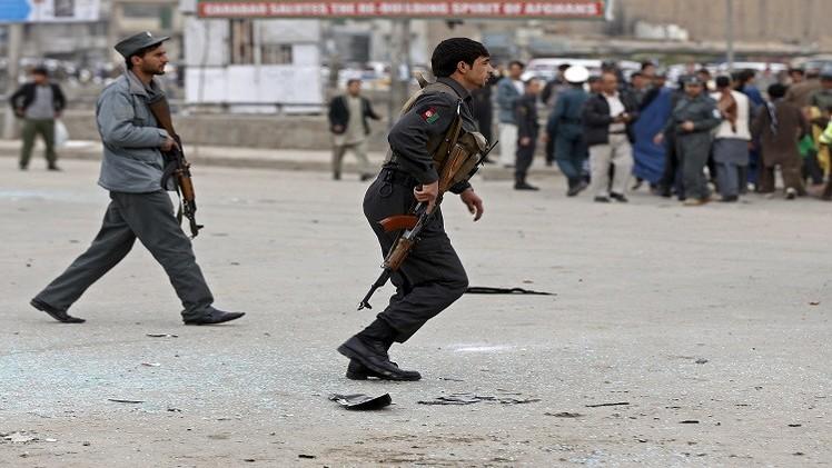 17 قتيلا بتفجير انتحاري شرق أفغانستان