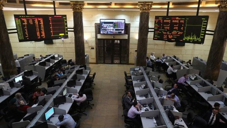 بورصة مصر بالمنطقة الحمراء في نهاية تعاملات الأسبوع