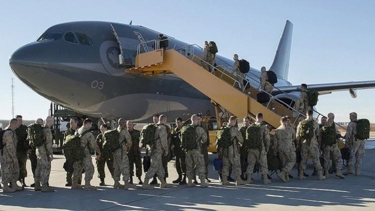 كندا بصدد إطلاق عملية عسكرية في سوريا قريبا
