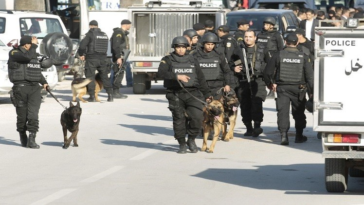 تونس: اعتقال 46 متورطا في هجوم باردو