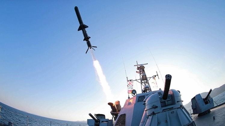 كوريا الشمالية تطلق صواريخ قصيرة المدى تجاه بحر اليابان
