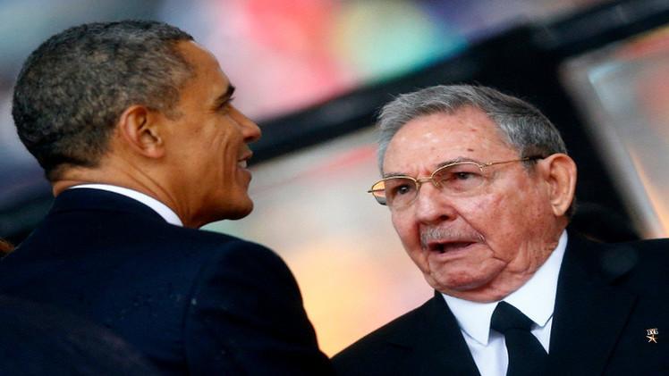 """قمة الأمريكتين ستشهد """"تفاعلا ما"""" بين أوباما وكاسترو"""