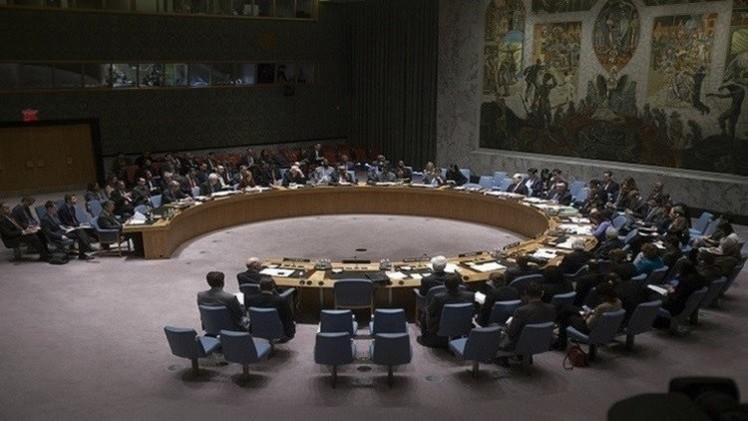 موسكو تقدم مشروع قرار في مجلس الأمن يلزم التحالف تطبيق