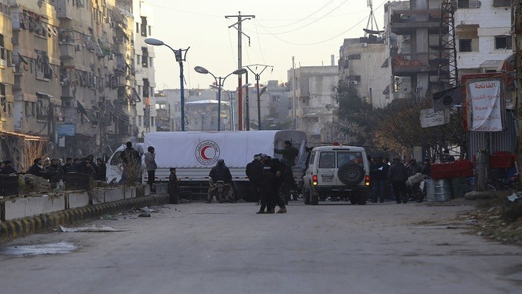 سوريا.. مقتل 50 متطوعا من الهلال الأحمر منذ 2011