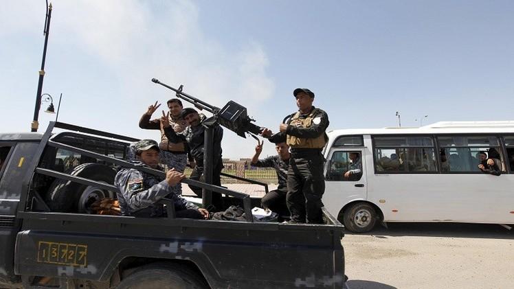 العراق..الحشد الشعبي يعترف بوجود مندسين في صفوفه