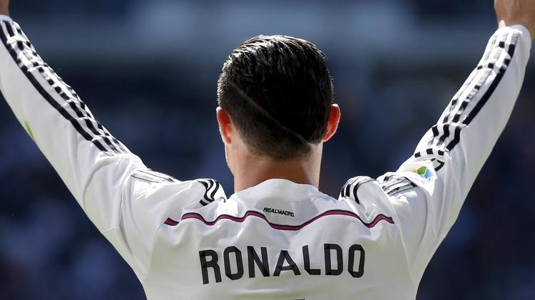 (فيديو) رونالدو يسجل 5 أهداف والريال يسحق غرناطة 9-1